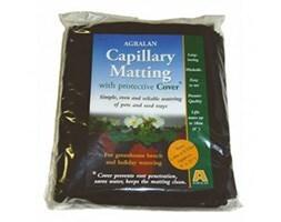 Capillary matting pack