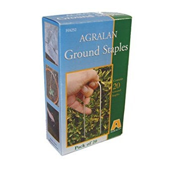 Ground staples