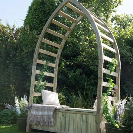 Whitby arbour