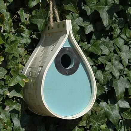 Dewdrop wildbird nester