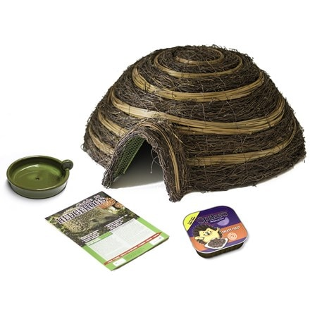 Wildlife World deluxe hedgehog care pack