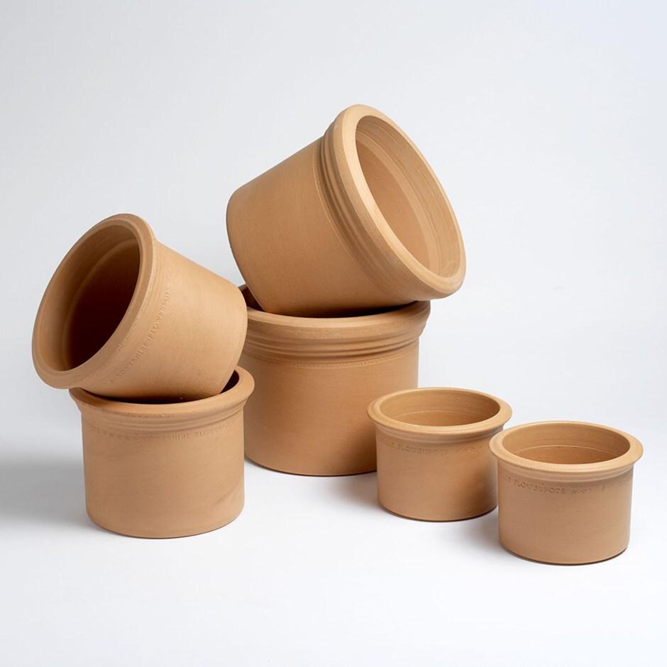 Yorkshire flowerpots heavy cylinder