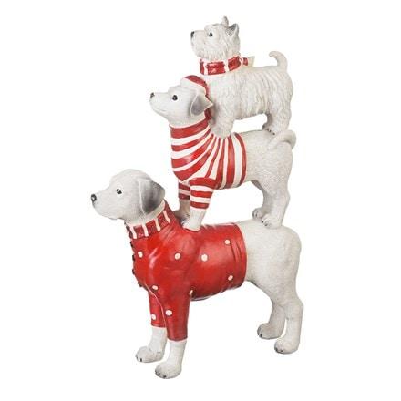 Jumper dog ornament