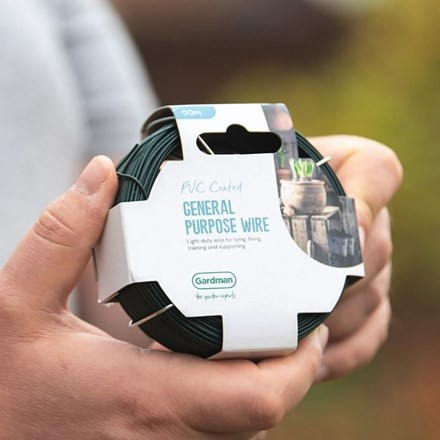General purpose garden wire