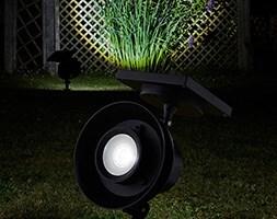 Ultima solar spotlight - 100 lumens