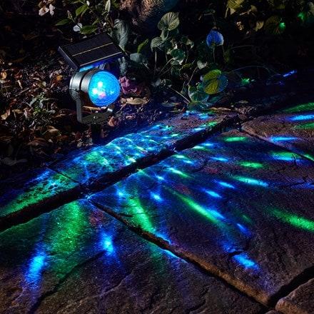 Carnival solar spotlight