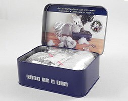 Sew me up owl gift set