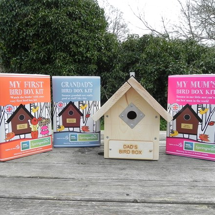 Springwatch bird box kit