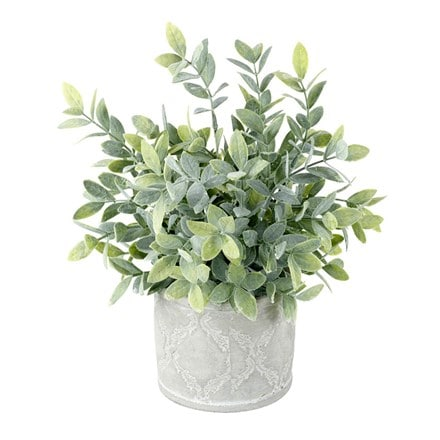 Artificial potted sage