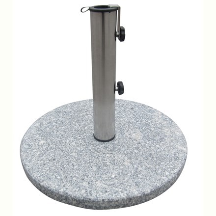 Bramblecrest granite parasol base