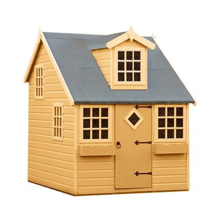 Enchanted cottage playhouse