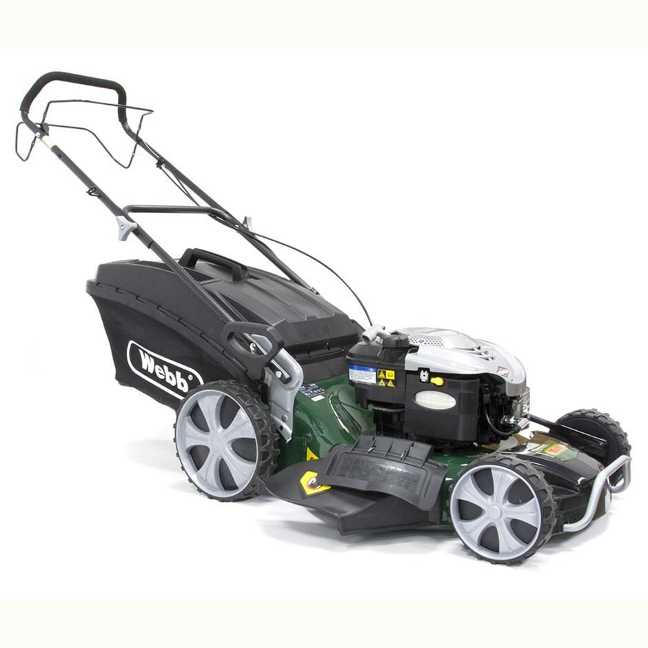 Buy Webb Self Propelled Steel Deck High Wheel Mower R21hw 21 Quot Delivery By Crocus