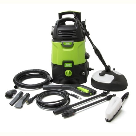 Handy 2-in-1 pressure washer/wet & dry vacuum