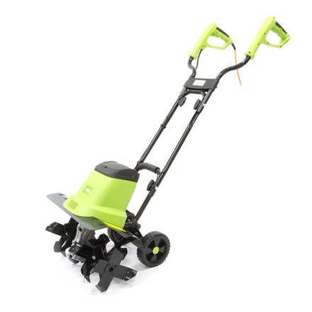 Handy electric garden tiller 800 watt