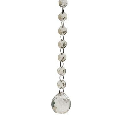 Diamond chain with ball