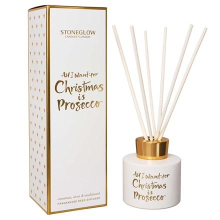 All i want for christmas reed diffuser