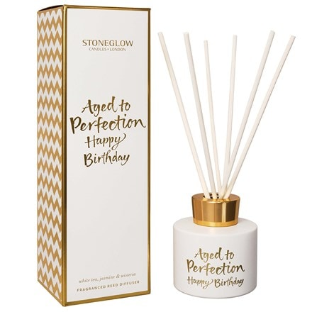 Aged to perfection reed diffuser