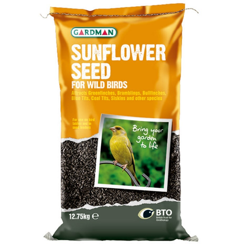 Sunflower seed 12.75kg