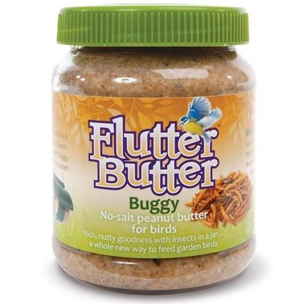 Flutter butter pod - buggy