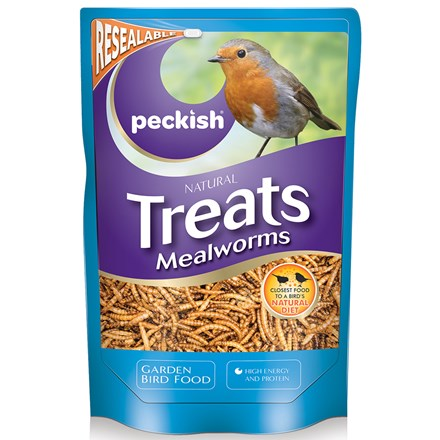Mealworms 175g