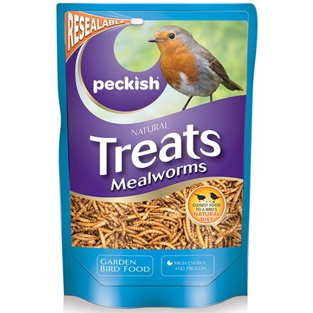 Mealworms 1kg