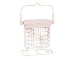 Loktop French style suet cake feeder