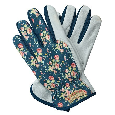 Julie Dodsworth leather comfy gardener glove