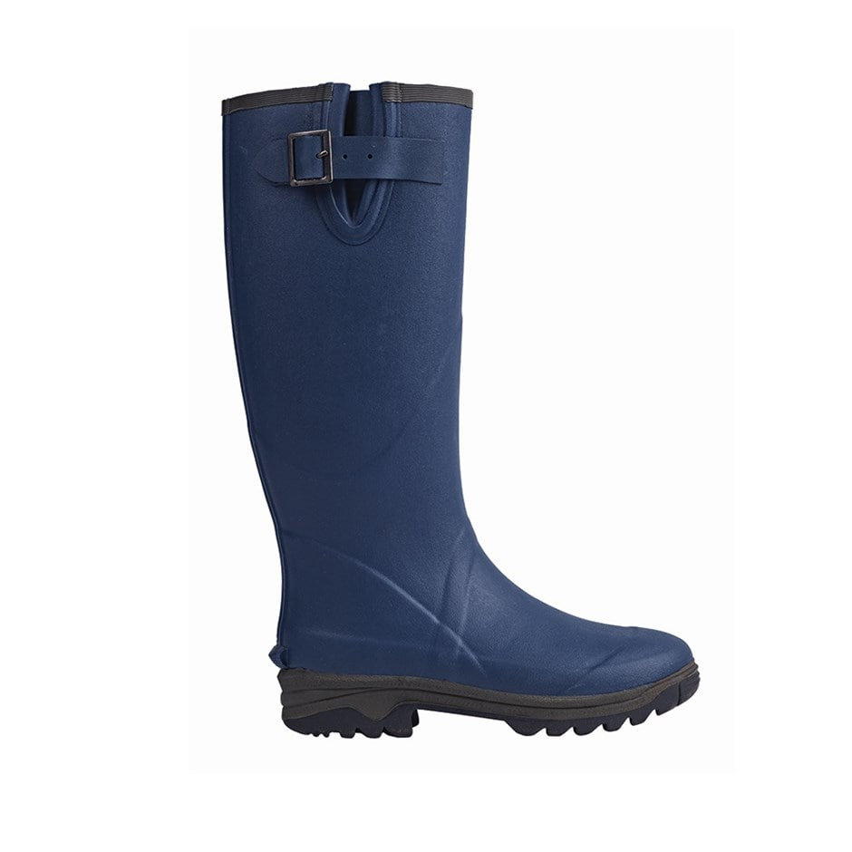 Neoprene wellington boots