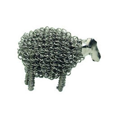 Wiggle lamb - nickel