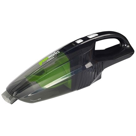 Cordless Greenworks G24HVK2 24v wet and dry vac