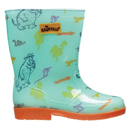 Gruffalo PVC childrens wellington boots