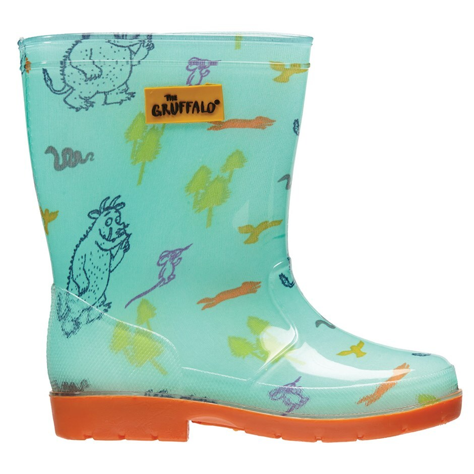 Gruffalo PVC childrens wellington boots