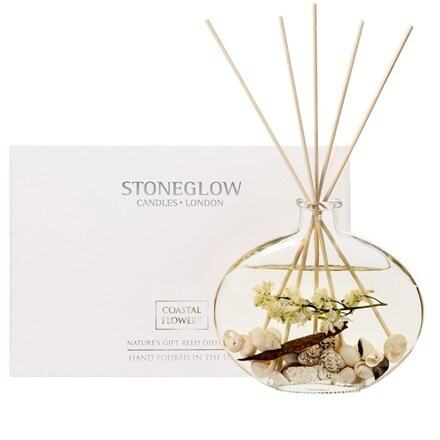 Nature's gift reed diffusers - coastal flowers
