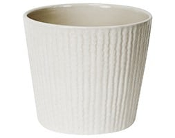 Cotton planter - antique white