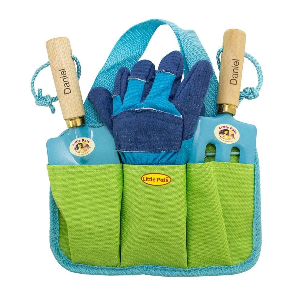 Personalised kids gardening tool kit