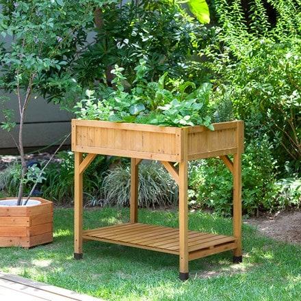 VegTrug herb garden