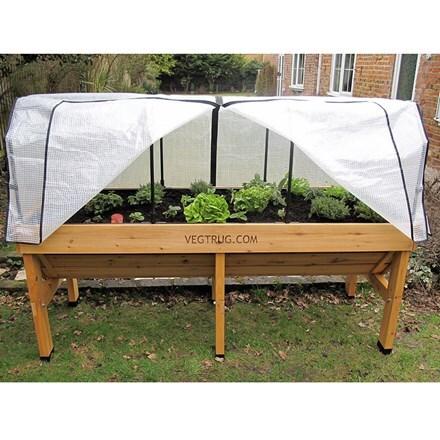 VegTrug growhouse frame & cover