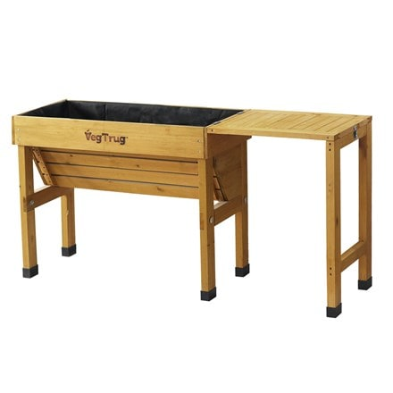 VegTrug wall hugger side table