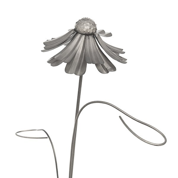 Helenium stake with two stem support loops