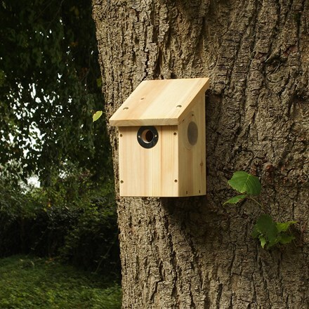 Colour infrared camera nest box kit