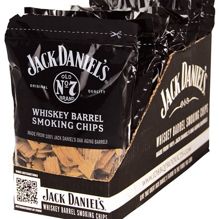 Jack daniels wood smoking chips