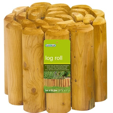 Natural log roll