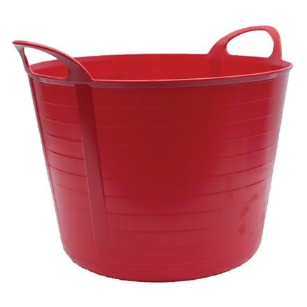 Original flexi trug red