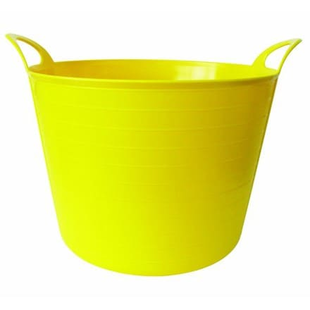Original flexi trug yellow