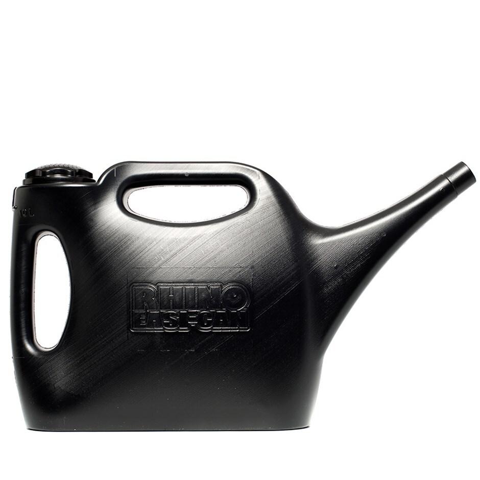 Rhino easi-watering can black