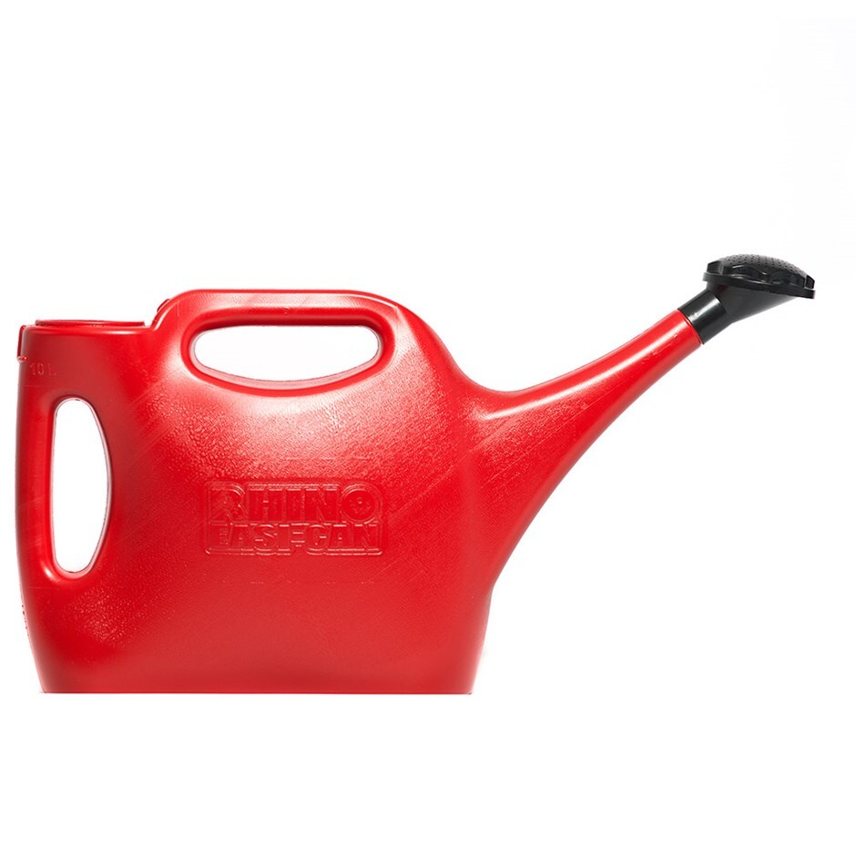 Rhino easi-watering can red