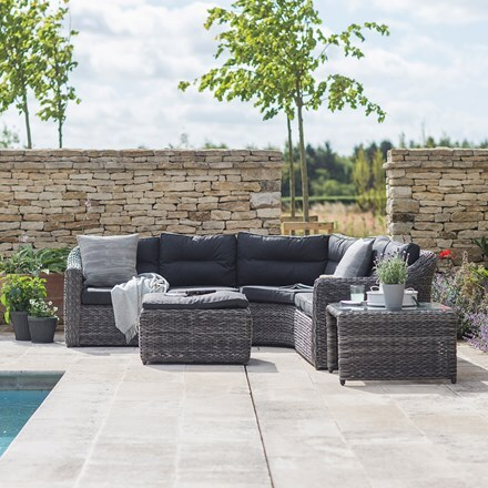 Lodsworth corner sofa set