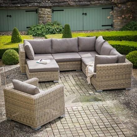 Marden corner sofa set
