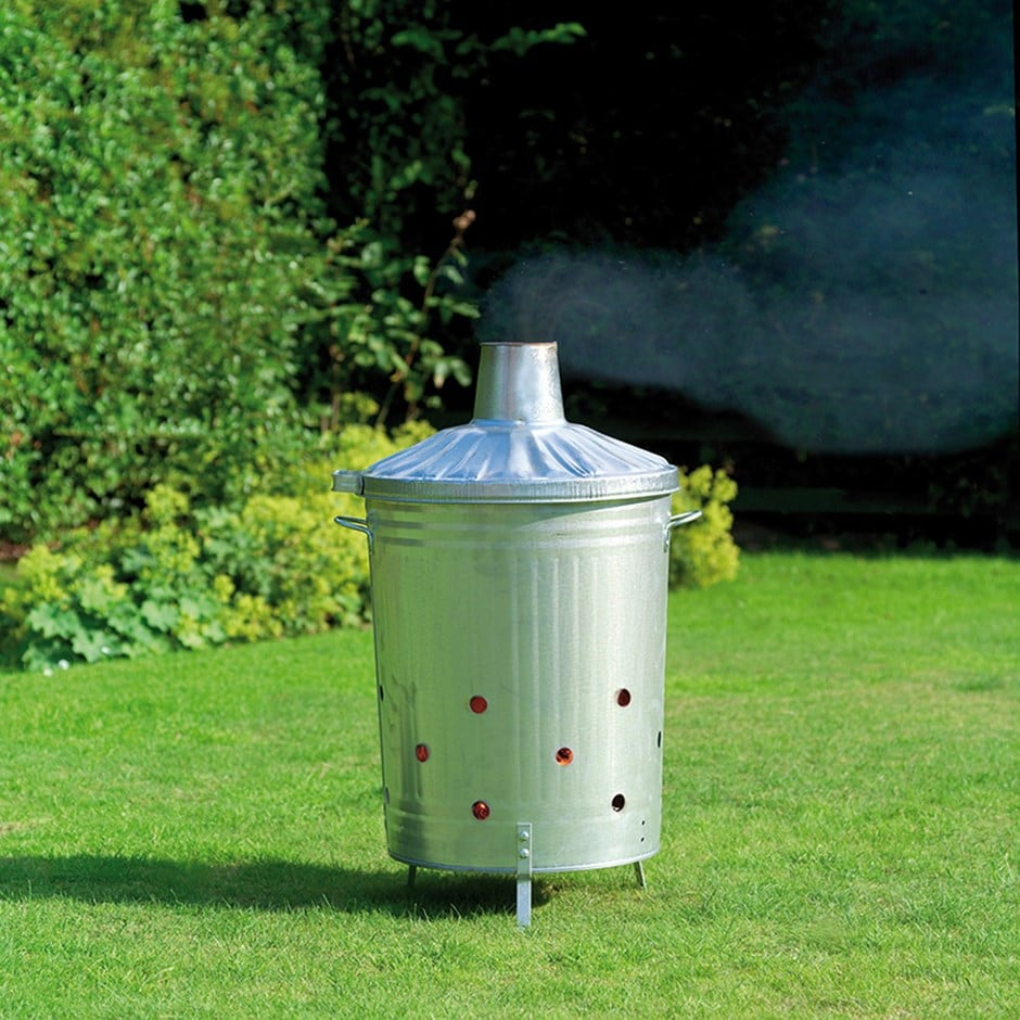 Dustbin incinerator