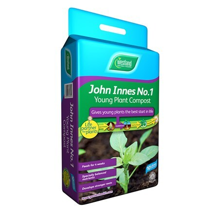 Westland John Innes no.1 young plant compost